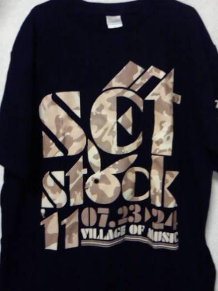 SETSTOCK STAFF 半袖Tシャツ 2011 L 激レア