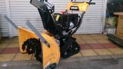 新品 除雪機 11HP オートシューター付き 組み立て済み