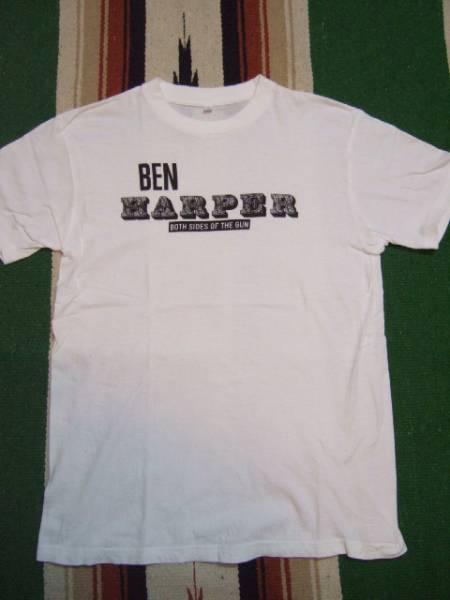 ベン・ハーパー 付録Tシャツ フジロック