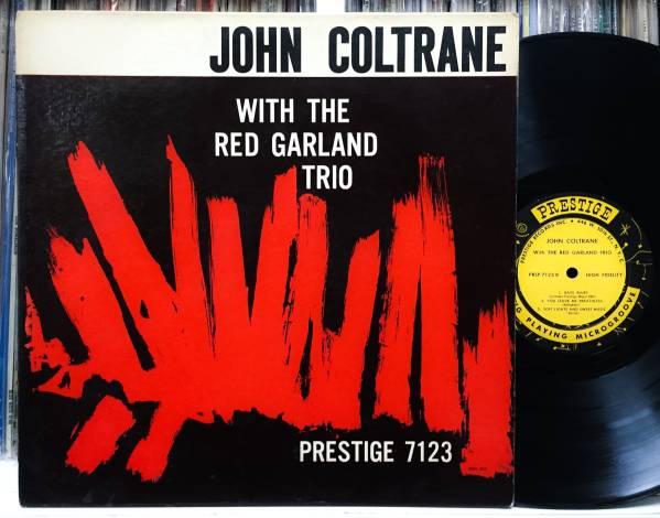 値下☆極美再生MONO深溝NYCこれが本当の完オリJOHN COLTRANE With Red Garland Trio最高峰となる至高の傑作Paul Chambers_画像1