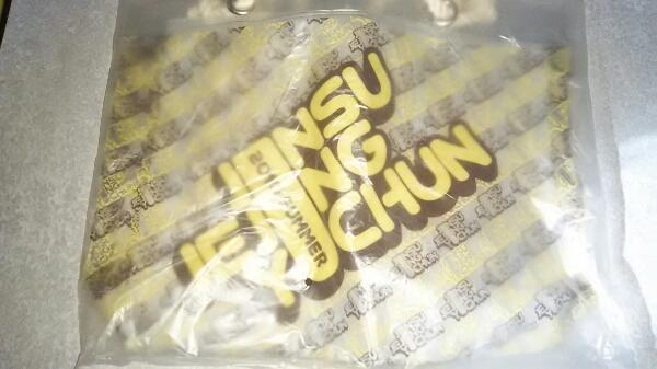 [JYJ] a-nation 2010 ビニールバッグ