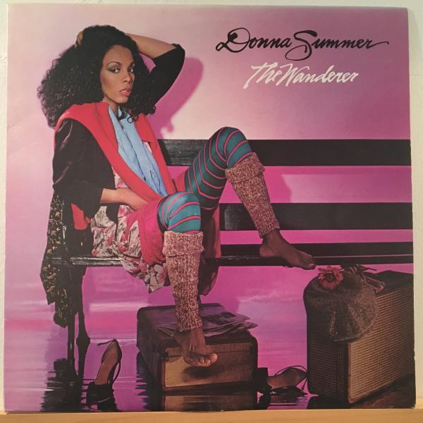 □Donna Summer/The Wanderer□SLO-MO SYNTH DISCO!_画像1
