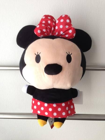 ◆ミッキー&フレンズ★BIG★ぬいぐるみ2★ミニーマウス★ミニー ディズニーグッズの画像