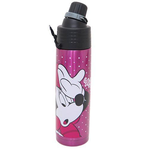 ◆ミニーマウス★保温保冷★水筒★直飲みステンレスボトル★ ディズニーグッズの画像