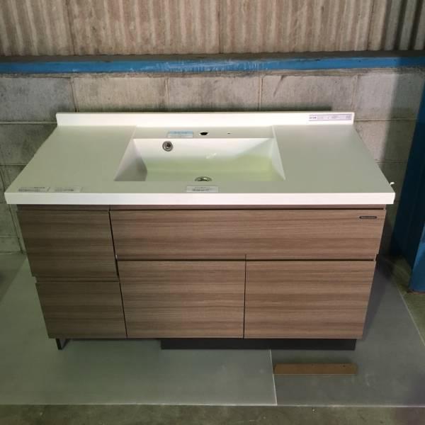 01337-A 洗面化粧台 展示品 W1200 D600 H755