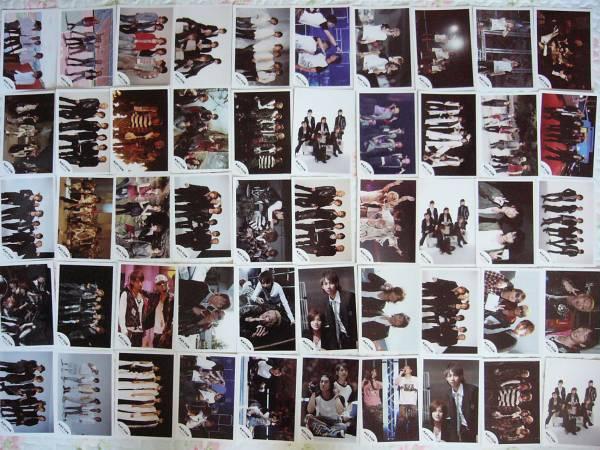 レア 早い者勝ち KAT-TUN ★集合 公式写真 100枚セット 亀梨和也 田口淳之介 上田竜也 中丸雄一 赤西仁 田中聖