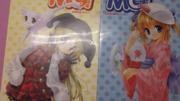 ★非売品レア★マジキュープレミアムファイル2枚◆お安く送付◆_画像2