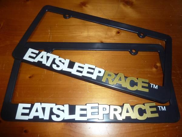 "NJ発""EAT SLEEP RACE""正真正銘の正規品☆"