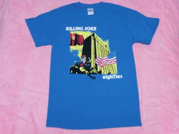 KILLING JOKE キリング ジョーク Tシャツ S ロックT バンドT