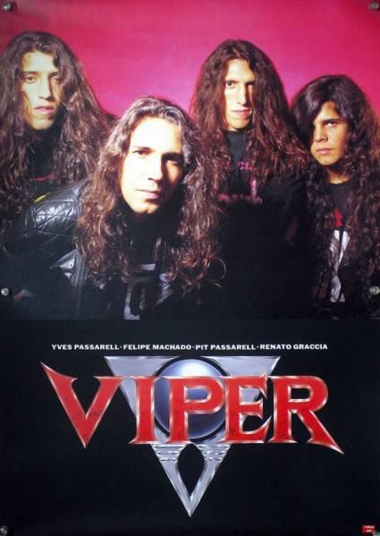 VIPER ヴァイパー バイパー B2ポスター (1T18005)