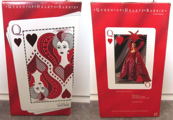 BARBIE バービー ボブ マッキー QUEEN OF HEARTS by BOB MACKIE_画像3