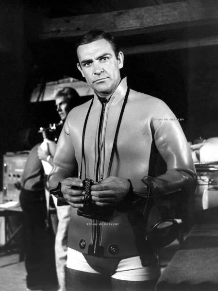 1967年 007は二度死ぬ ショーン・コネリー、 浜美枝 フォト3枚付