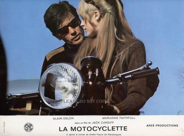 1968年映画 あの胸にもういちど マリアンヌ・フェイスフル
