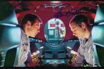2001年宇宙の旅 ボーマン船長・キア・デュリア 直筆サインフォト