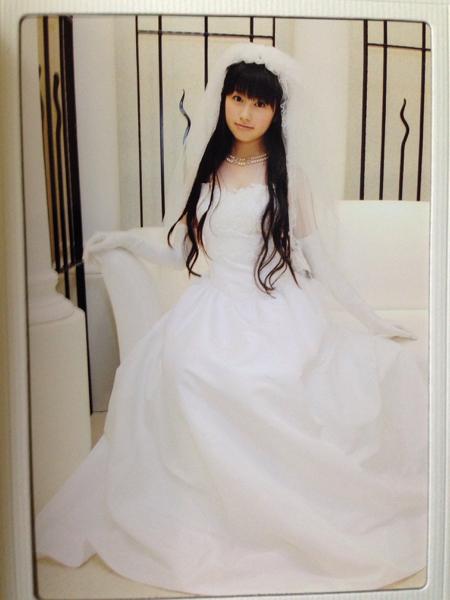ももクロ 嫁入り写真 20セット限定 佐々木彩夏 希少 PJ