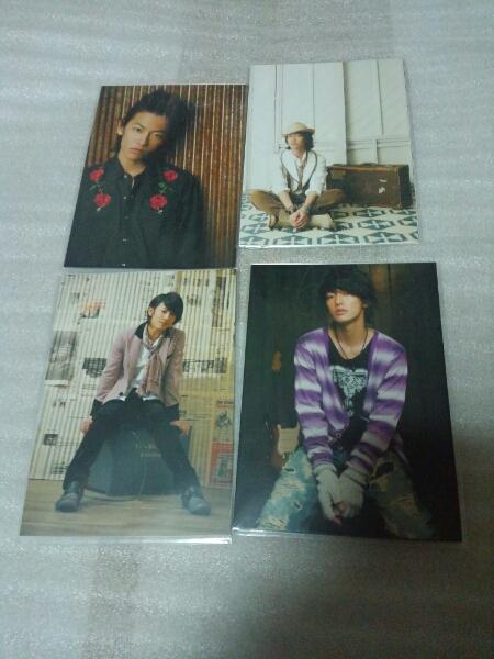 佐藤健 ポストカード 16枚 TAKERU FESTIVAL 2010 AMUSE 新品