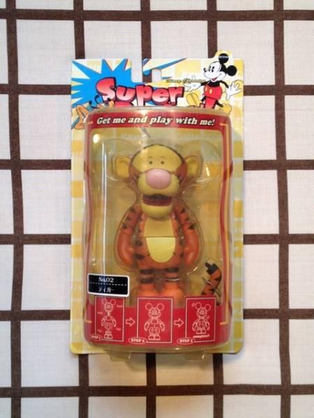 非売品◆スーパーロッキン/Super Rockin'◆No.2:ティガー ディズニーグッズの画像