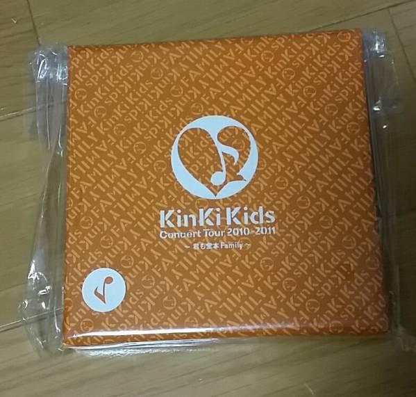 KinKi Kids コンサートグッズです。