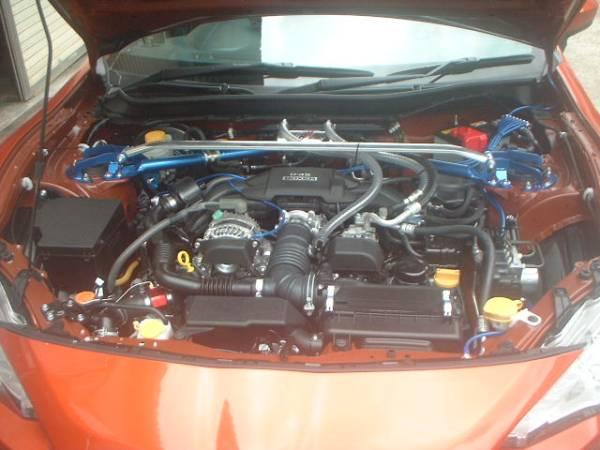 ■スバル BRZ ZC6 トヨタ FT86 ZN6 FA20■ノイズ低減&音質UPに効果抜群!ダイレクトアーシングKIT 3点サービス付属 取付カンタン■_画像3