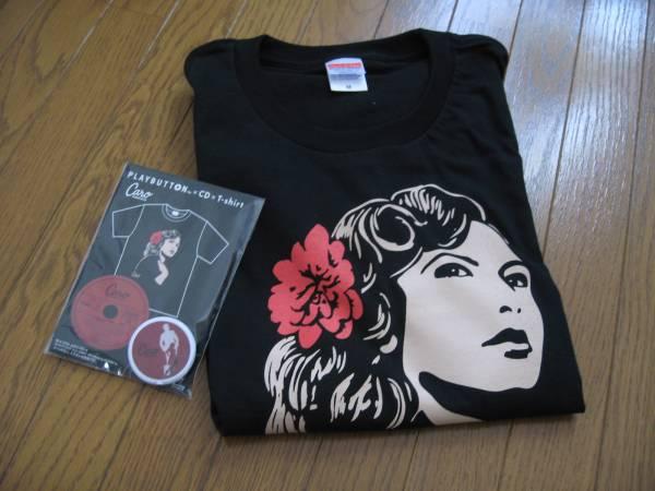 カロエメラルド Tシャツ+PLAYBUTTON(オーディオプレイヤー)