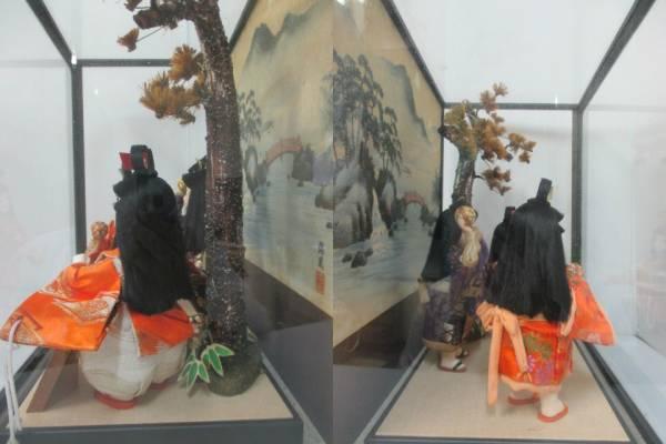 【良品!】 ★ 日本人形 ★ 「てまり」 武政作 童人形 わらべ人形_画像3