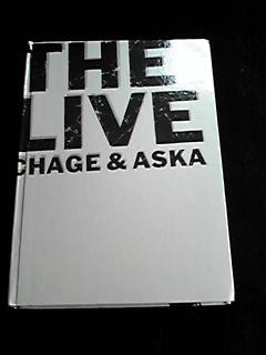 CHAGE&ASKA THE LIVE コンサートツアー2002 2003 ライブパンフ