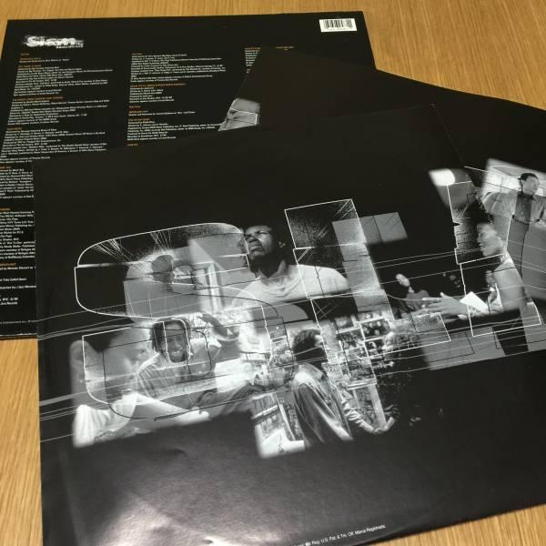 【送料無料】SLAM THE SOUNDTRACK US盤 2LP サントラ Big Pun feat. Next Q-Tip Ol' Dirty Bastard Mobb Deep KRS-One【アナログレコード】_画像3