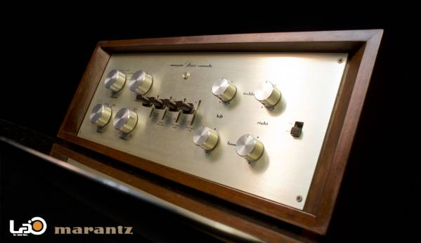 【極上】 Marantz #7 マランツ 真空管プリアンプ S/N:12408番_画像1
