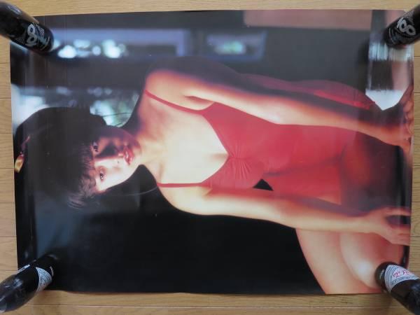貴重★中森明菜バリエーション予約特典ポスター1982年A1非売品希 ライブグッズの画像