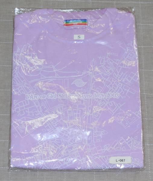 L'Arc-en-Ciel ラルクアンシエル 2003渋谷7days Tシャツ/未使用