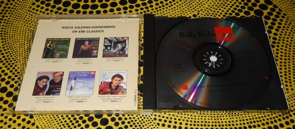 EMI ナージャ・サレルノ=ソネンバーグ  Bella Italia ♪_画像2