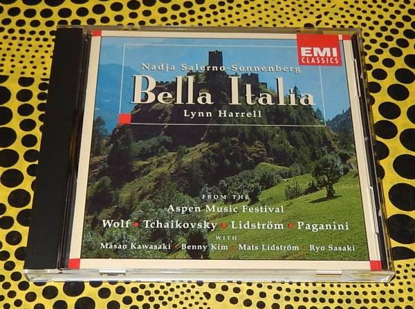 EMI ナージャ・サレルノ=ソネンバーグ  Bella Italia ♪_フィレンツェの想いで 美しきイタリア