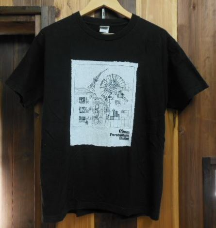 9MM PARABELLUM BULLET ツアー Tシャツ ACIDMAN BAWDIES ONE OK ROCK RADWIMPS