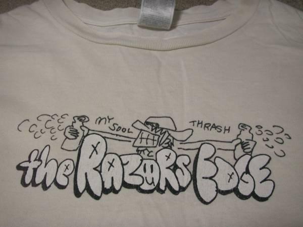 THE RAZORS EDGE ツアーTシャツ PIZZAOFDEASTH BRAHMAN