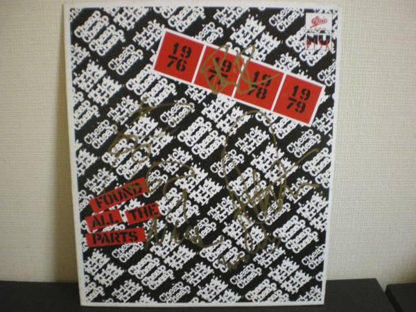 CHEAP TRICK 直筆サイン レコード 10インチ チープトリック ライブグッズの画像