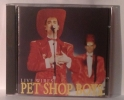PET SHOP BOYS Live Wires 1992 伊?盤CD 91年6月9日ライヴ