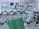 横山裕一「ファッションと密室」チラシ(ポスター)、ミニパンフ