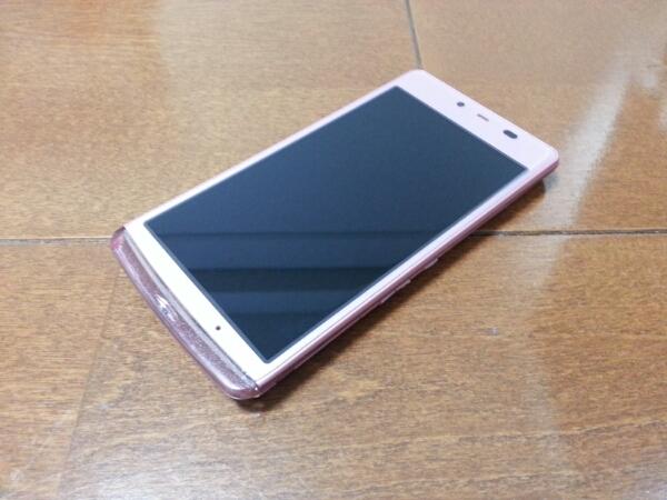 即落/即発!!美中古品 SH-04E AQUOS PHONE EX ピンク_画像1