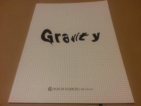 KinKi Kids堂本光一Gravity パンフ2012