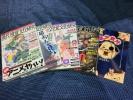 現代視覚文化研究Vol1〜4,超アホ汁セット ピョコタン
