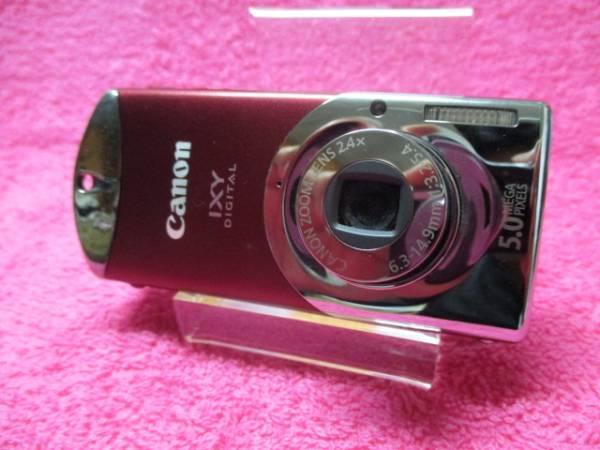 ☆ ジャンク キヤノン Canon IXY DIGITAL L3 ☆