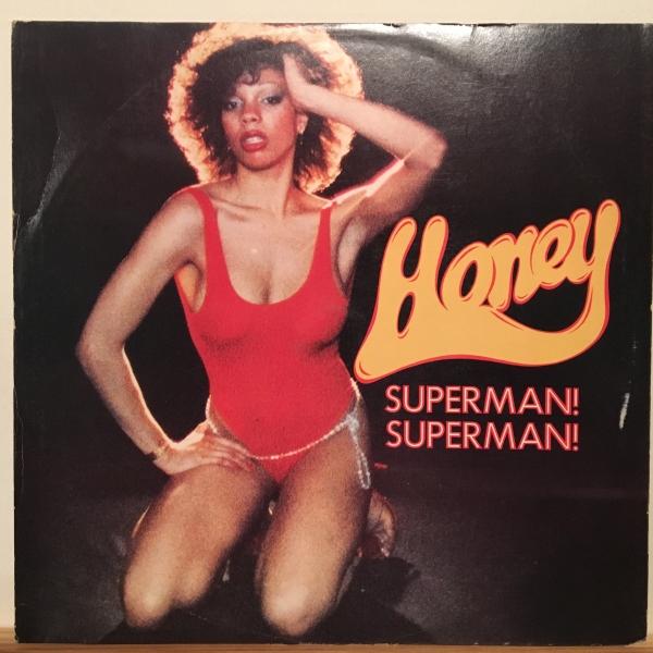 ○Honey/Superhythm○UK SLEAZY BOOGIE!_画像1