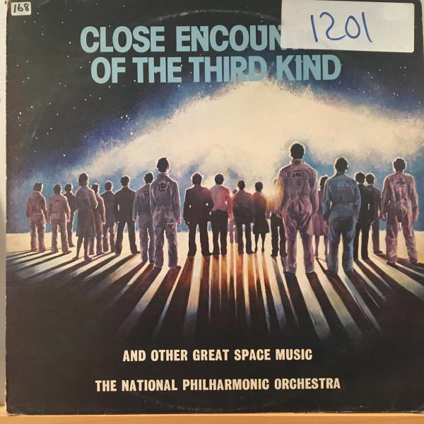 □National Philharmonic Orch/Close Encounters□ORIGINALS収録