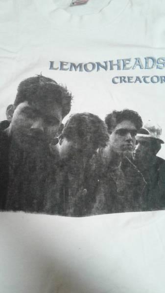 美品 希少 lemonheads ビンテージ 88年 creator Tシャツ