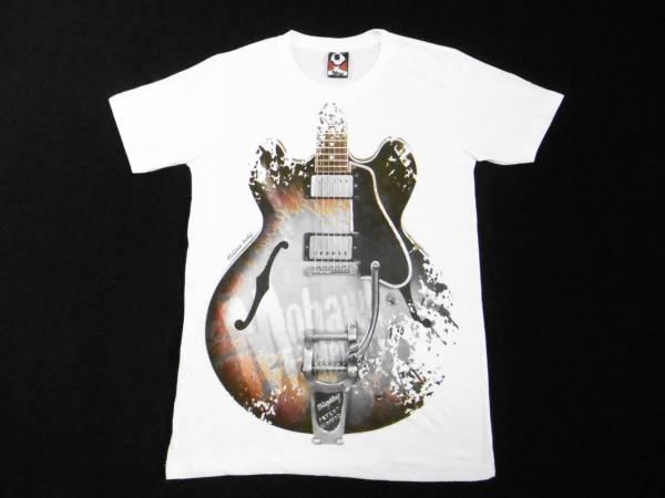 おもしろパロディTシャツ☆ヴィンテージギター★ROCK楽器TS175