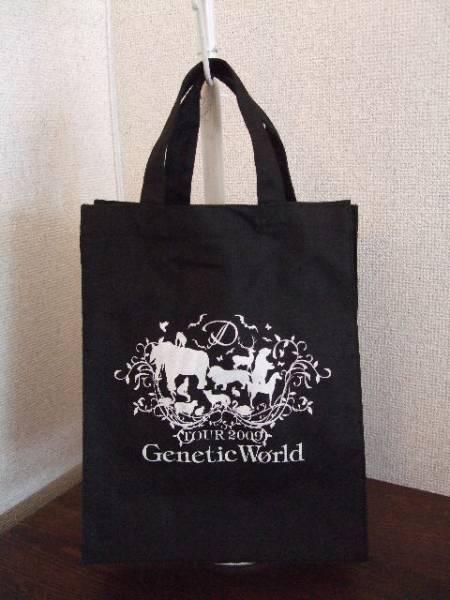 D(ディー)Genetic World 2009 TOUR トートバッグ(USED)30314