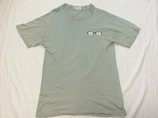 希少 イースタンユース 眼鏡 Tシャツ 坂本商店 eastern youth