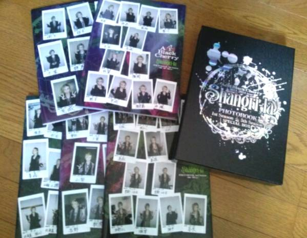 Acid Black Cherry Shangri-la photobook FC限定盤 レア 送無料