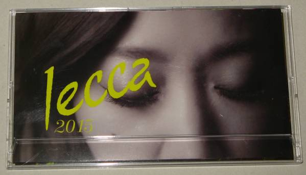 〓 lecca [LIVE TOUR tough Village] 2015卓上カレンダー