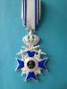 ドイツ バイエルン王国 王冠剣付き4級戦功章